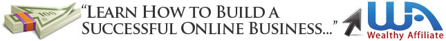 We can teach anyone how to build a successful online business