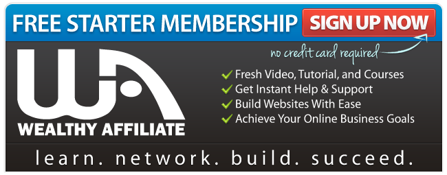 Wealthy Affiliate Membership Options