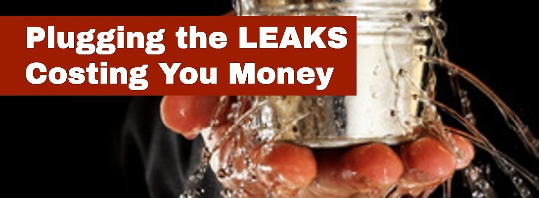 Plugging Leaks
