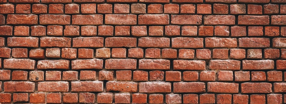 It's just another brick in the wall